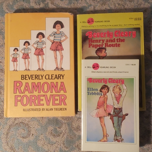 Vintage: Beverly Cleary
